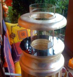 Fontaine Magnétique Super Puissante Ormus Silver anti Jet Lag