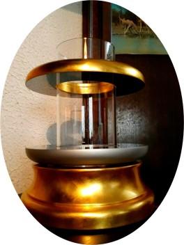 Fontaine Magnétique Super Puissante anneau Gold & anneau Silver