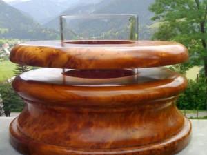 Fontaine Magnétique Ormus Thuya