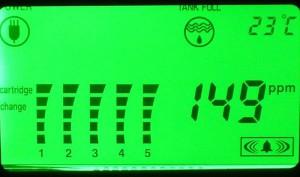 LCD osmoseur ITINERIS II