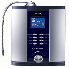 Ioniseur ionisateur vesta H2 eau antioxydante ionisée