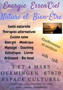 Salon Oermingen les 3 et 4 mars 2018