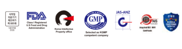 Certification GH2P eau hydrogénée