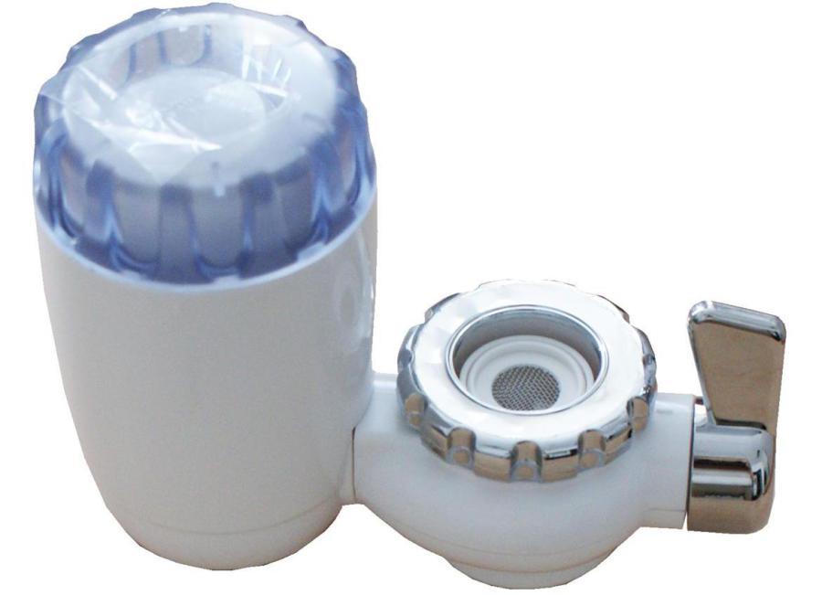 Filtre cartouche c ramique eau pure pour robinet ou mitigeur cuisine ecogenese - Filtre pour eau potable pour robinet ...