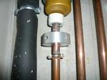 Anneau anti-tartre: Installation juste après le compteur d'eau.
