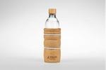 Bouteille vitalisante en verre LAGOENA