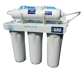 Fontaine Ultrafiltration 5 filtres UF-FC02